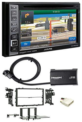 Alpine Bluetooth Receiver w/Navigation/GPS/DVD/XM for 1992-94 Acura Vigor