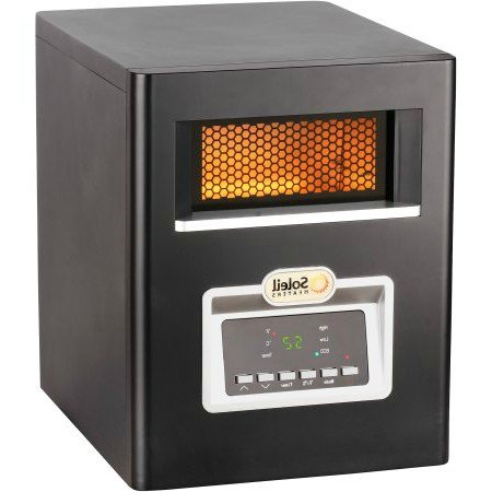 Electric Heater, Infrared, Cabinet Space - 1500W, PH-91F Infrared Heaters