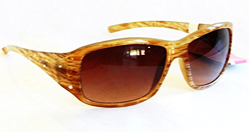 Solargenics Women's Sunglasses (726) + FREE BONUS MICROSUEDE CLEANING ()