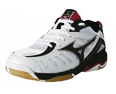 Mizuno Wave Rally 4 Indoor Court Shoes - 13 - White