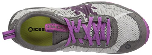 Icebug Womens Mist Rbx9 ​​trail-running Shoe Shell / Orchid