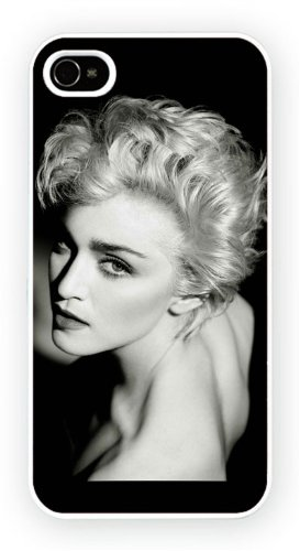 Madonna - Looking Back, iPhone 6+ (PLUS) cas, Etui de téléphone mobile - encre brillant impression