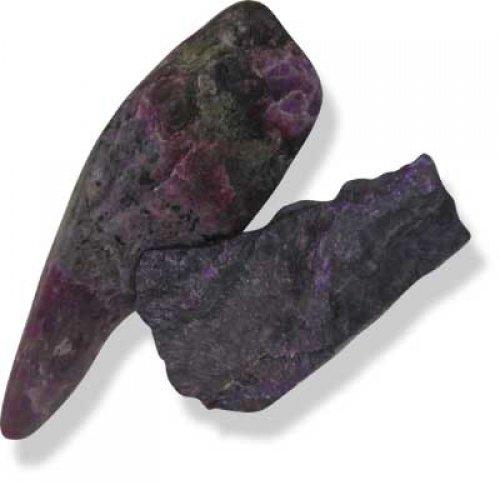Sugilith Rohstein - Packungsgröße - Steingröße: medium Juwela JU-ETSS0503-medium