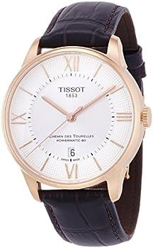 Tissot Chemin Des Tourelles Men's Watch