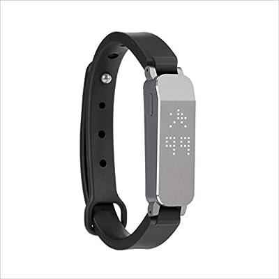 Fitness Tracker, [Zikto Walk] Posture Adjustment Activity Tracker Fitness Wristband Sleep Monitor Step Counter Smart Band
