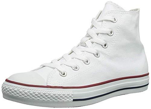 Converse Chuck Taylor All Star High Top Sneaker (8 Men/10 Women, (A Optical White))