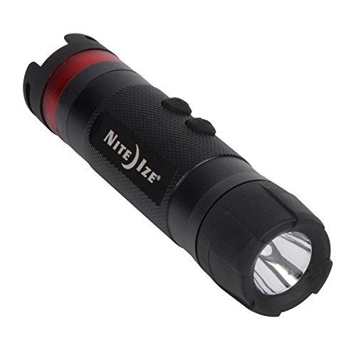 Nite Ize NL1A-01-R7 3-in-1 LED Mini Flashlight, Black