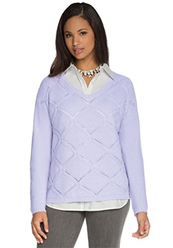Jessica-London-Womens-Plus-Size-Open-Stitch-Pullover