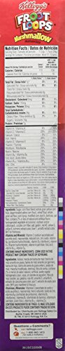 Kellogg's Froot Loops Cereal, Marshmallow, 12.6-ounce Boxes (Pack of 2) by Kellogg's (Image #4)