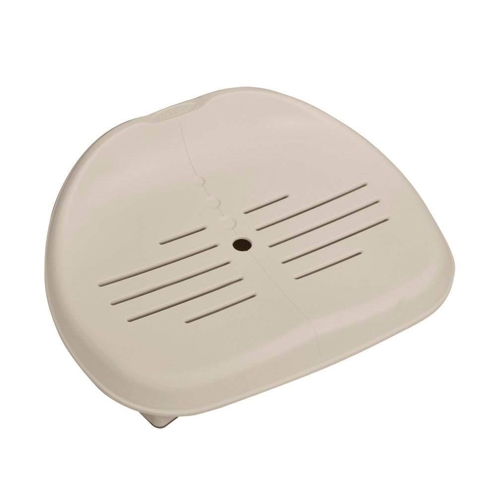 Hot Tub Seat Add On Tray Intex PureSpa Headrest Type S1 2 Filters 3 Pack