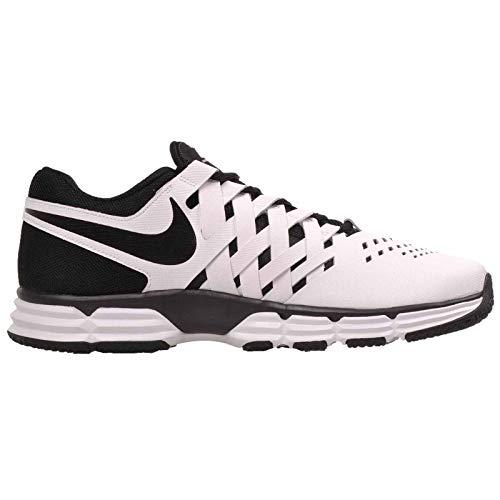 da Fitness Fingertrap Lunar Nike Scarpe Black White Uomo TR wx6S7qIga