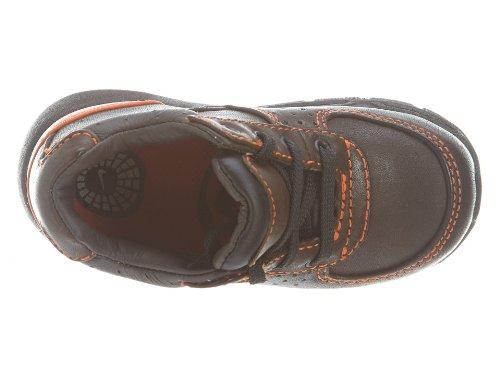 Nike Småbarn Luft Goadome Boot Drk Cndr / Drk Cndr-orng Blz-blk