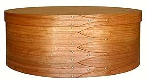 No. 1 Shaker Oval Box