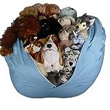 JaxGizmos Fill n Chill Stuffed Animal Storage