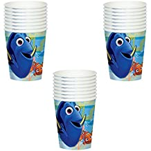 Finding Dory Party Paper Cups - 24 Pieces