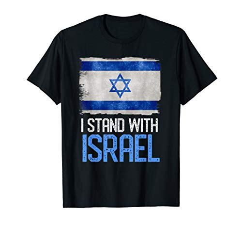 i stand with israel - 4