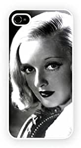 Bette Davis A Iconic Female Moviestars, durable glossy case for the iPhone 4 and 4S by ruishername