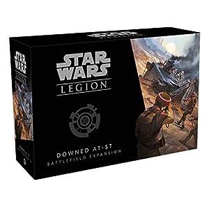 Fantasy Flight Games Star Wars Legion: Downed at-St Battlefield, Multicolor