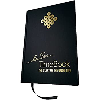 """Success Made Easy With Educational Productivity Planner """"My First Timebook - The Start Of The Good Life"""" Improve Your Life & Business Daily Thanks To Billionaires' Advice & Best Time-Management Tools"""
