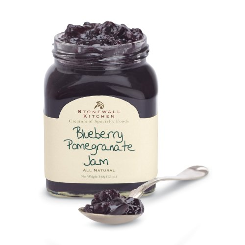 (Stonewall Kitchen Jam, Blueberry Pomegranate, 12 Ounce)