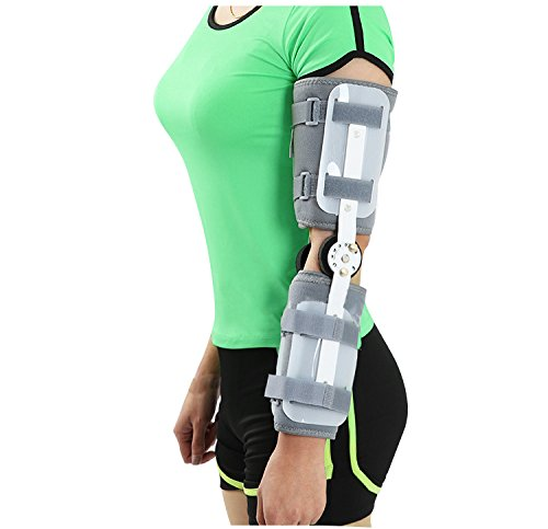 zinnor Adjustable Elbow Joint Fixed Brace Corrective Orthosis Activity Limitation Arm Fracture Protector