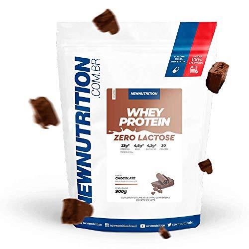 Whey Protein Zero Lactose(0%) (Chocolate)
