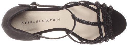 Chinese Laundry Kirstie Camoscio sintetico Sandalo