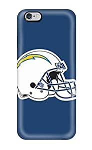RobertWRay Case Cover For Iphone 6 Plus - Retailer Packaging San Diego Chargers Protective Case