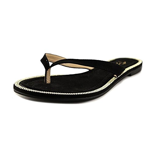 Sodi Thalia Thong Black Synthetic Toe Beda Open Sandal dAn0qArX