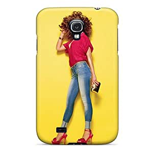 Tpu Fashionable Design Cintia Dicker Rugged Case Cover For Galaxy S4 New