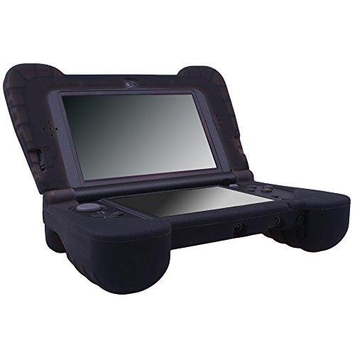 Pandaren® Silikon handgriff Schutzhülle für NEW 3DS XL (nicht für alte Version 3DS XL)