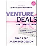 img - for [(Venture Deals: Be Smarter Than Your Lawyer and Venture Capitalist )] [Author: Brad Feld] [Jan-2013] book / textbook / text book