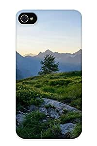 meilinF000Graceyou Brand New Defender Case For iphone 5/5s (sunrise In The Alps, Switzerland ) / Christmas's GiftmeilinF000