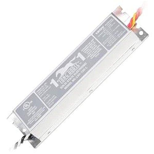 1 120v Remote Ballast - Fulham Lighting LH1-120-L LongHorse 1-Versatile Remote Mount Instant Start-120V-Linear Model w/Side Leads Electronic Ballast