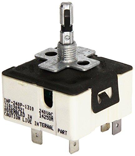 Frigidaire 318120521 Surface Element Switch Range/Stove/Oven