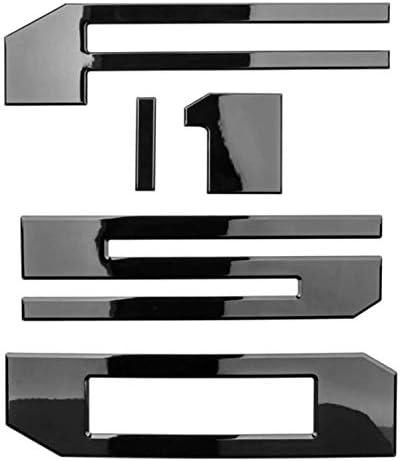 F150 TAILGATE EMBLEMS Chrome