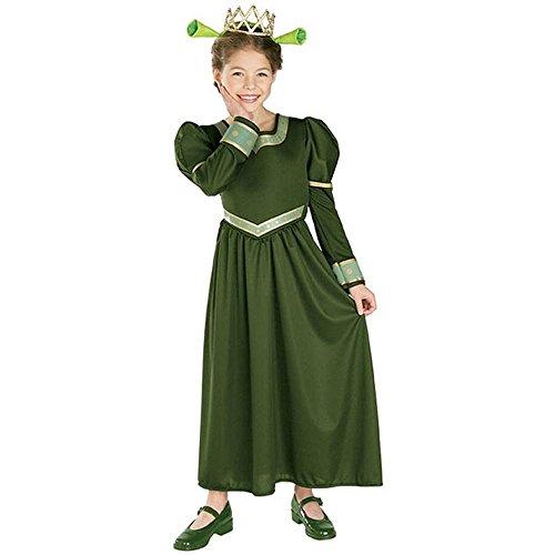 Princess Fiona Costume - Medium (Princess Fiona Dress)
