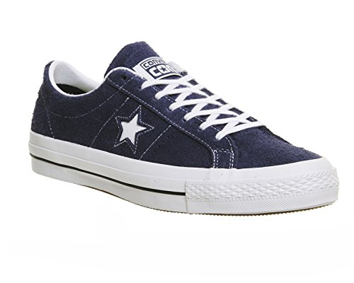 One Sneakers Star White C153062 Zapatillas Suede Gum Hairy Unisex Adulto Converse Navy fB5wOqn5