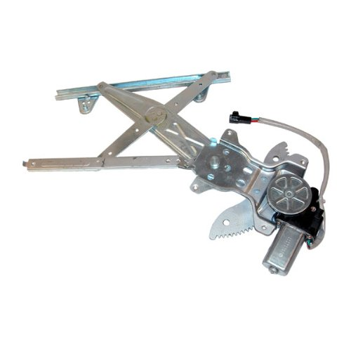 1997-2001 Toyota Camry Sedan 4 Door Rear Power Window Regulator with Motor Right Passenger Side (1997 97 1998 98 1999 99 2000 00 2001 01) 4 Door Window Motor Regulator