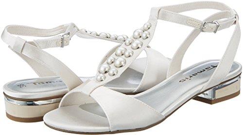 28230 Women''s ice Sandals bar White Tamaris 206 T f7dxwqxT