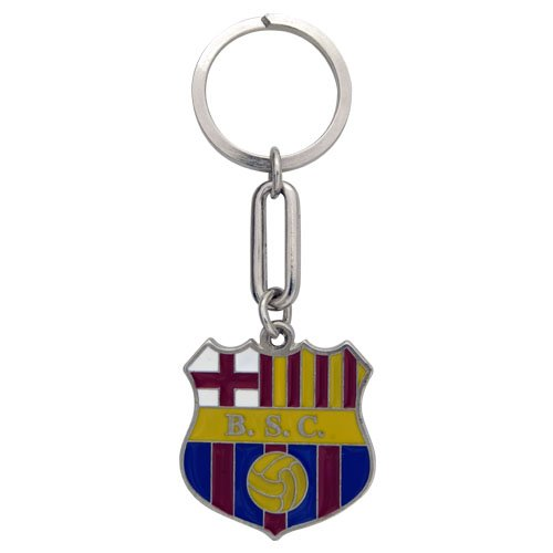 Keychain ECUADOR SOCCER TEAM BARCELONA SPORTING CLUB (Club Football Barcelona)