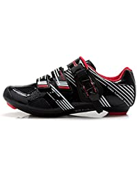 Ultralight Road Bicycle Shoes Men Breathable Self-Locking Cycling Sneakers
