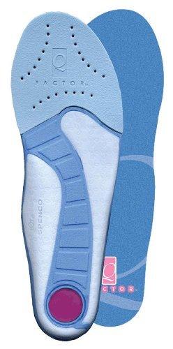 Factor 44 Talla Sport De Mujer 42 Q Alfombrilla Active Para Cushioning Comfort wHqRxTA
