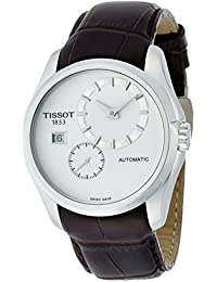 Couturier White Dial Stainless Steel Automatic Men's Watch T0354281603100