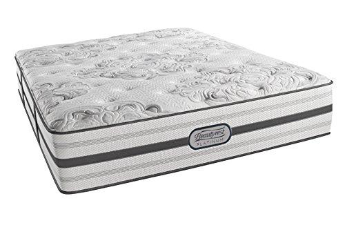 Simmons Soft Mattress - Beautyrest Platinum Plush Foxtail, Queen Innerspring Mattress