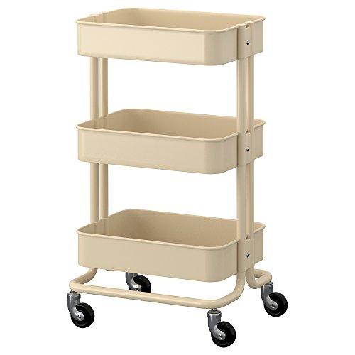 IKEA(イケア)RASKOG00271893キッチンワゴンベージュ