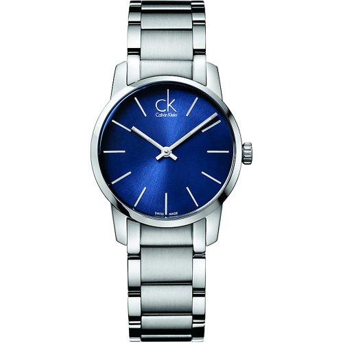 K2G2314N Calvin Klein CK City Stainless Steel Ladies Watch