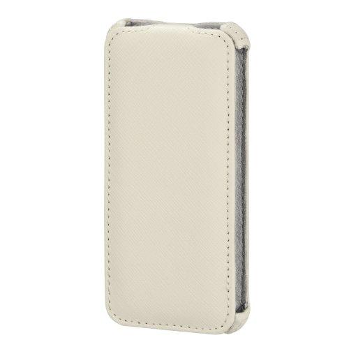 """Hama Handy-Fenstertasche """"Flap Case"""" für Apple iPhone 5c, Weiß"""