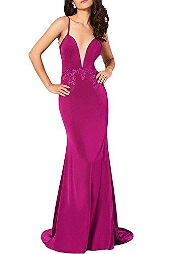 Chiffon Dress Women 2018 Blue Lace With Mermaid s DreHouse Gowns Jacket Formal Evening Long 0tRAwqxdq