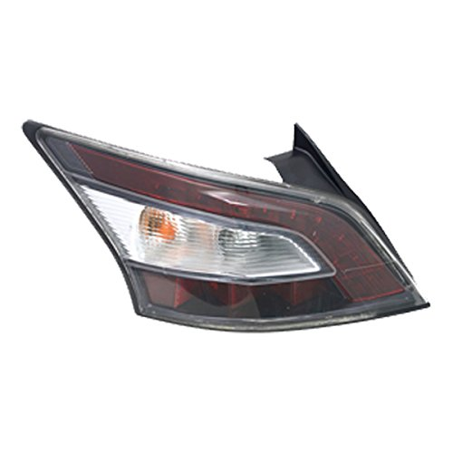 TYC 11-6600-00 Nissan Maxima Left Replacement Tail Lamp ()